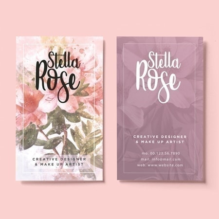 Stella Rose Business Card